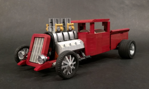 Lego Ford Hot Rod 1932