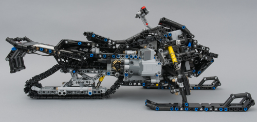 Lego Technic Snowmobile Remote Control