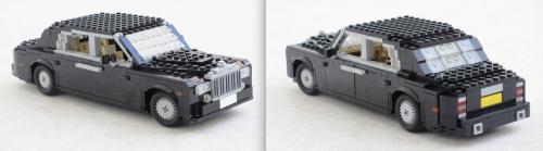 Lego Rolls Royce Phantom