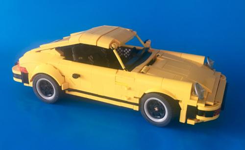Lego Porsche 911 SC