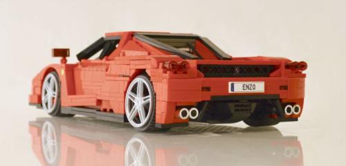 Lego Ferrari Enzo