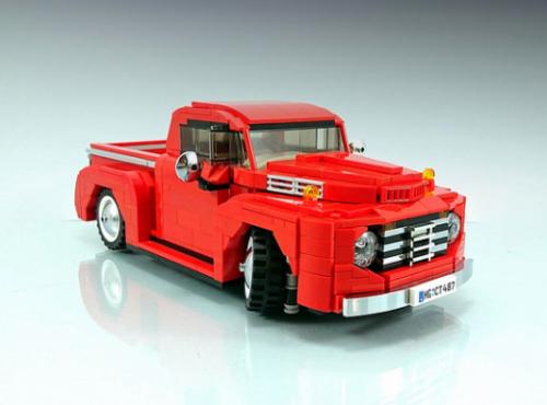 Lego Ford F1
