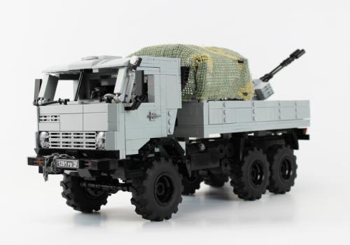 Lego KAMAZ 4310