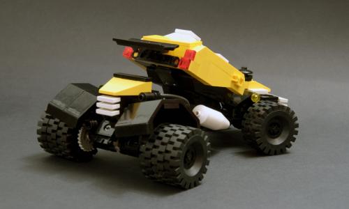 Lego Surface Rider Lunar Buggy