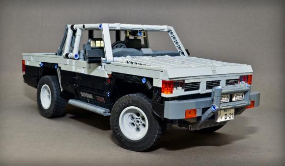 Lego Technic Nissan D21 Hardbody
