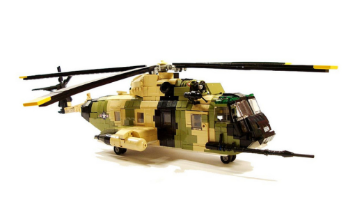 Lego HH-3E Jolly Green Giant