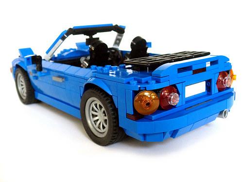 Lego Mazda MX-5 Miata