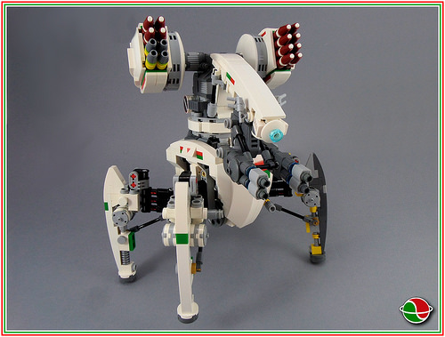 Lego Octan S-P31 Drone Mech