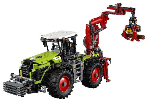 Lego 42054 Review Claas Xerion