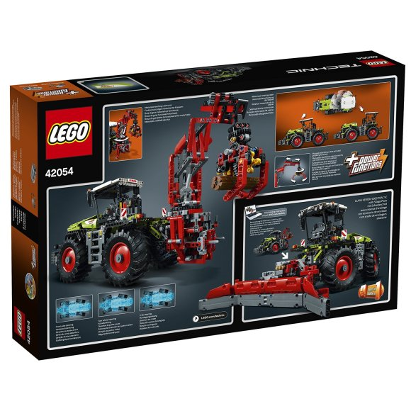 Lego 42054 Claas Xerion Box