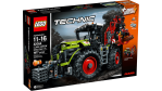 Lego Technic 42054 Claas Xerion Review