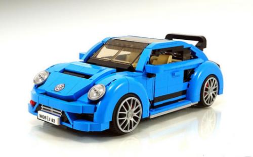 Lego Volkswagen Beetle 2017