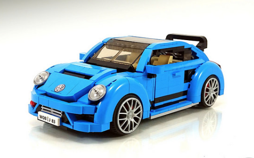 lego volkswagen beetle 2017 the lego car blog. Black Bedroom Furniture Sets. Home Design Ideas