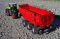 Lego Technic Claas Xerion Trailer