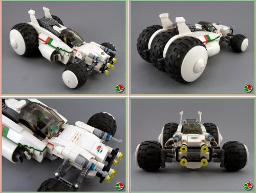 Lego Octan Sandbeetle