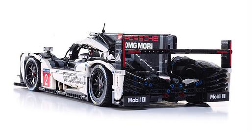 Lego Porsche Le Mans 919 LMP1