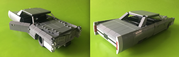 Lego Cadillac DeVille Coupe 1965