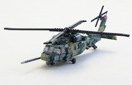 Lego HH-60G Pave Hawk Helicopter