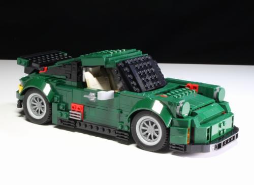 Lego Porsche 911 RSR