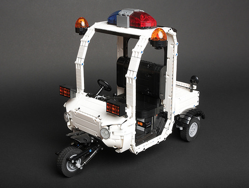meter maid the lego car blog. Black Bedroom Furniture Sets. Home Design Ideas
