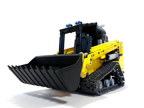 Lego Technic RC Tracked Loader