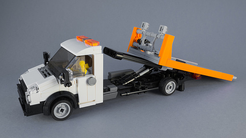 Tow Truck | THE LEGO CAR BLOG