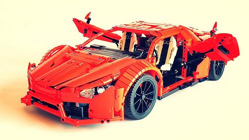 Lego Lykan Hypersport