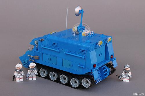Lego UFO S.H.A.D.O