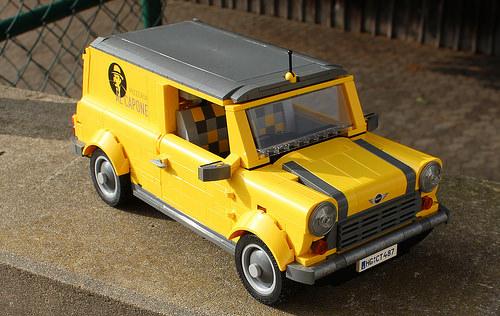 travelling light the lego car blog. Black Bedroom Furniture Sets. Home Design Ideas