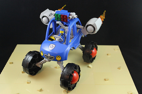 Lego Duplo Rover