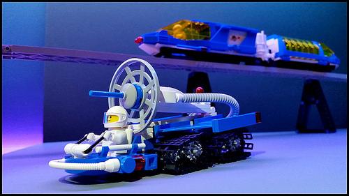 Lego Febrovery Sci-Fi Rover