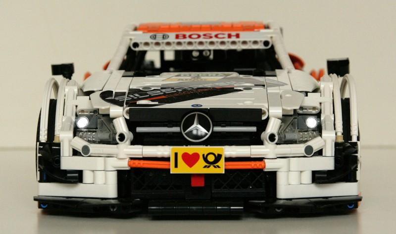Lego Mercedes-Benz AMG C63 DTM | THE LEGO CAR BLOG