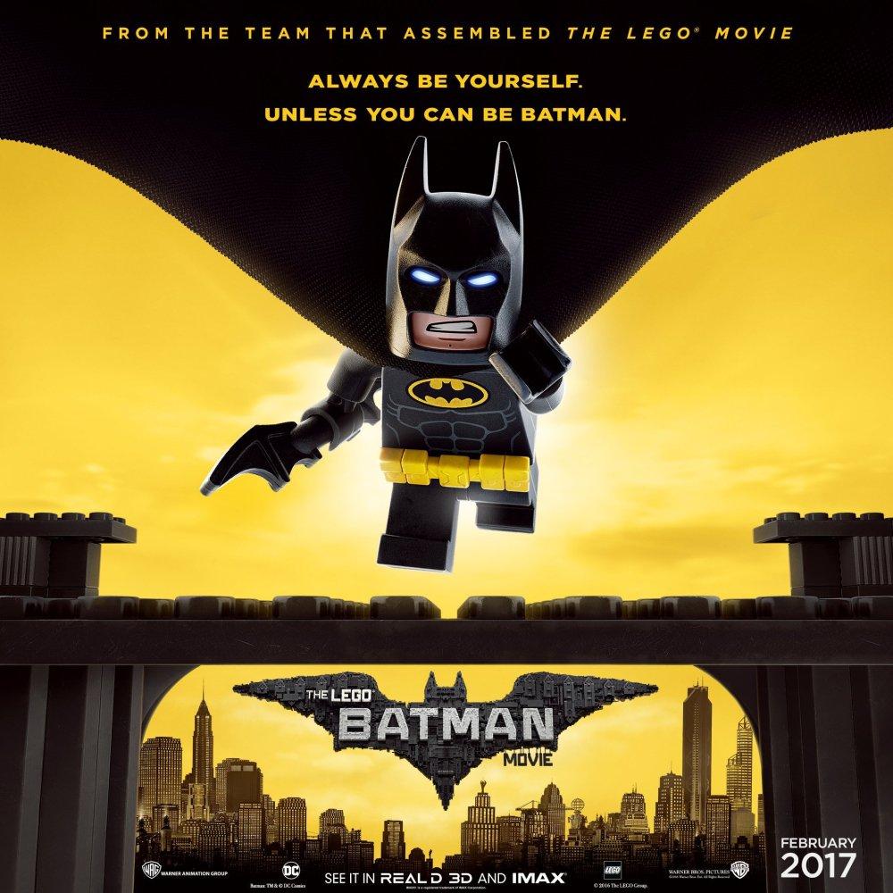 Лего Фильм Бэтмен  The LEGO Batman Movie  смотреть