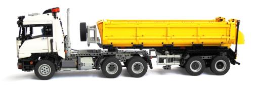 Lego Technic 6x6 Tipper Truck