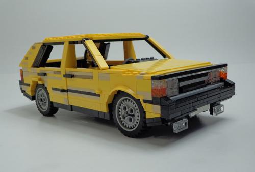 Lego FSO Polonez