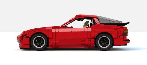Lego Porsche 944