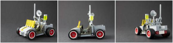 Lego Space Utility Vehicle