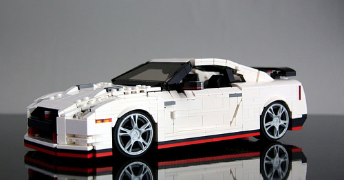 Nismo GT-R | THE LEGO CAR BLOG