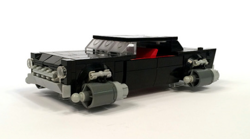 Lego Hover Car