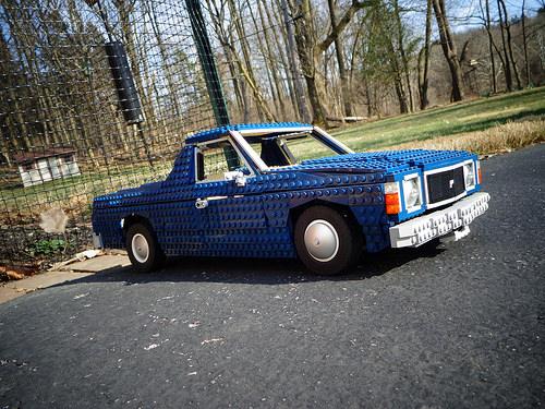 Lego Holden HJ Ute