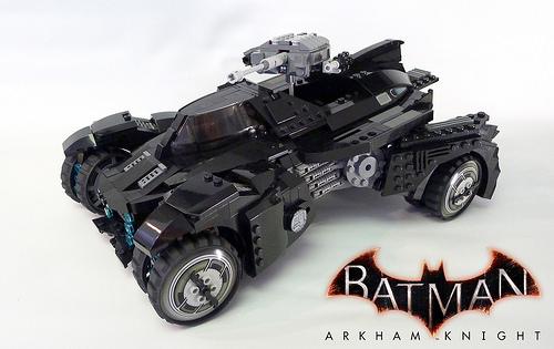 Arkham Knight The Lego Car Blog