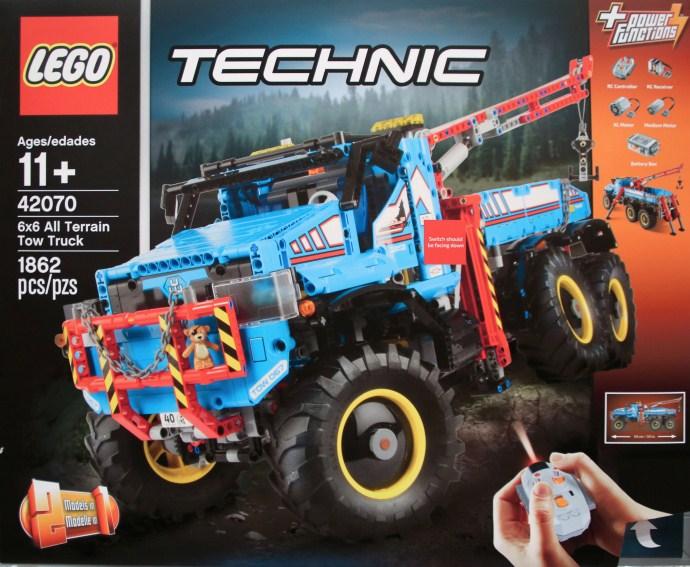 lego technic 42070 6 6 the lego car blog. Black Bedroom Furniture Sets. Home Design Ideas