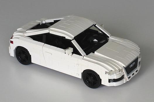 Lego Audi TT