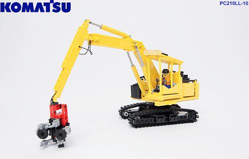 Lego Komatsu