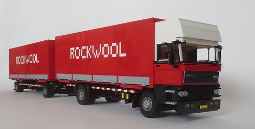 Lego DAF FA 3300