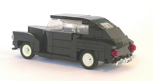 Lego Ford Super Deluxe 1946