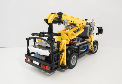Lego Technic Cherry Picker