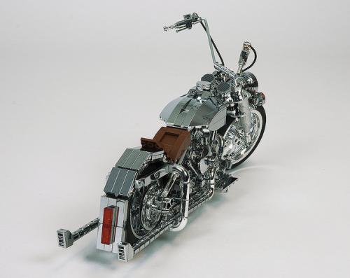 Lego Harley Davidson Softail Heritage Custom