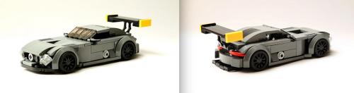 Lego Mercedes-Benz AMG GT3