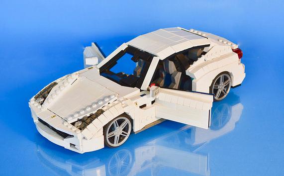 Lego Ferrari FF